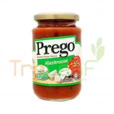 PREGO PASTA SAUCE FRESH MUSHROOM 350GM