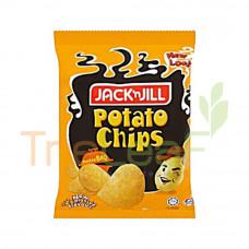 JACK'NJILL POTATO CHIPS BBQ 60GM