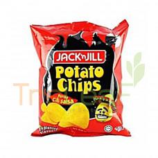 JACK N JILL POTATO CHIPS SALSA 60GM