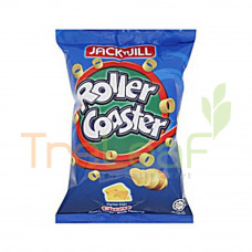 JACK'NJILL ROLLER COASTER CHEESE 60GM