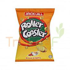 JACK'NJILL ROLLER COASTER SWEET&SPICY 60GM