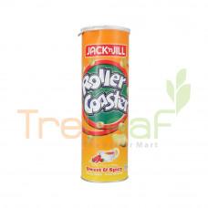 JACK'NJILL ROLLER COASTER SWEET&SPICY 100GM