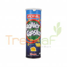 JACK'NJILL ROLLER COASTER CHEESE 100GM