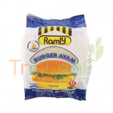 RAMLY CHICKEN BURGER 6'S 420GM