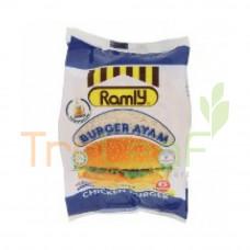 RAMLY CHICKEN BURGER 6'S 360GM