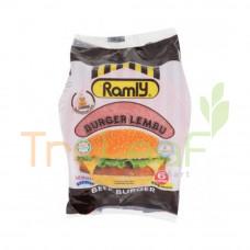 RAMLY BEEF BURGER 6'S