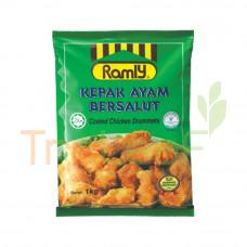RAMLY CHICKEN DRUMMET/KEPAK AYAM BERSALUT