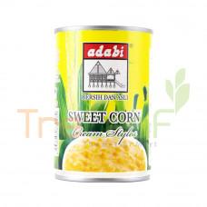 ADABI SWEET CORN CREAM STYLES 425GM