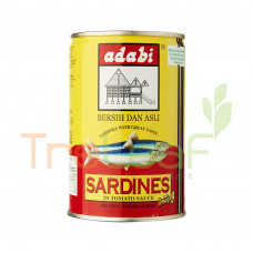 ADABI SARDIN ADABI BESAR 425GM