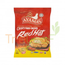 AYAMAS RED HOT CRISPY FRIED CHICKEN