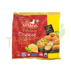 AYAMAS CHICKEN  COCKTAIL CHEESE