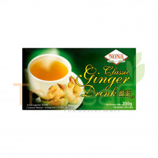 NONA CLASSIC GINGER DRINK BOX 200GM