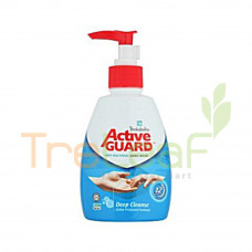 SHOKUBUTSU ACTIVE GUARD HANDWASH DEEP CLEANSE (220ML)