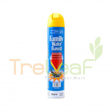 FAMILY WATER BASED SP 530ML
