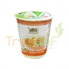 NATURE'S OWN 3 MINUTES PORRIDGE ANCHOVY 40GM
