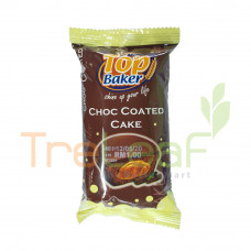 TOP BAKER CHOCOLATE COATED 2'S 40GM