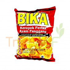 BIKA KEROPOK PERISA AYAM PANGGANG 60GM