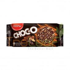 MUNCHY'S CHOC-O COOKIES MIXED NUTS (125GX24)
