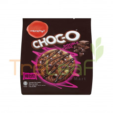 MUNCHY'S CHOC-O COOKIES DOUBLE CHOC 235GM