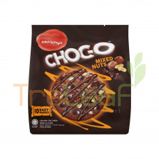 MUNCHY'S CHOC-O COOKIES MIXED NUTS 235GM