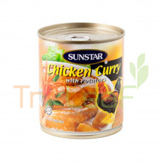 SUNSTAR CHICKEN CURRY + POTATOES 300GM