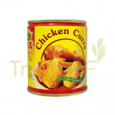 REX CHICKEN CURRY WITH POTATOES 280GM