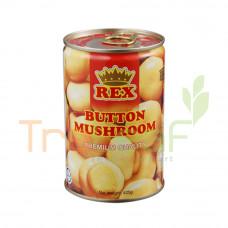 REX BUTTON MUSHROOM 425GM
