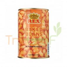 REX BAKED BEAN 425GM