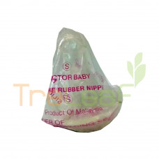 DOCTOR BABY SILICONE NIPPLE S