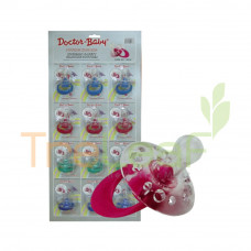 DOCTOR BABY SILICONE SOOTHER N602/C