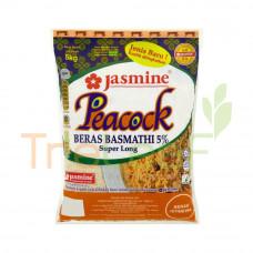 JASMINE PEACOCK SUPER BASMATHI 5KG