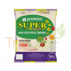 JASMINE SUPER SPECIAL TEMPATAN 5% SUPER GREEN (5KG)