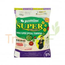 JASMINE SUPER SPECIAL TEMPATAN 5% SUPER GREEN (10KG)