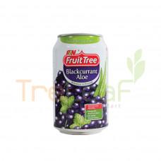 F&N FRUIT TREE BLACKCURRANT ALOE 300ML
