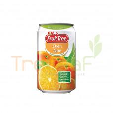 F&N FRUIT TREE ORANGE ALOE 300ML