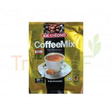 AIK CHEONG COFFEE 3IN1 BRWN SGR 24(20GMX25'S)