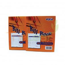 STATIONERY BB NCR6703 FUDA BILL BOOK 20S