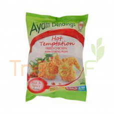 AYAM DINDINGS HOT TEMPTATION FRIED CHIC