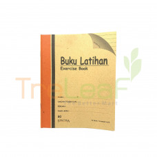 STATIONERY CTG EXERCISE BOOK 80-(S/LINE*80SL),(S/QUARE*80SSQ),(MS/SQUARE*80MSSQ),(H/LINE*80HL) (EBK8