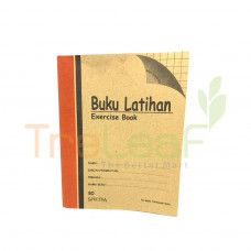 STATIONERY EXERCISE BOOK 80 - M/SQUARE *80MSQ (EBK80MSSQ)