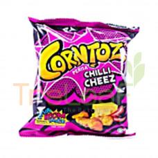 CORNTOZ C/CHEESE 5(100GX10)