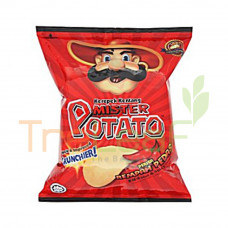 MISTER POTATO HOT&SPICY 75GM