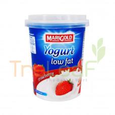 MARIGOLD LF YOGURT CREAM STRAWBERRY 135GM
