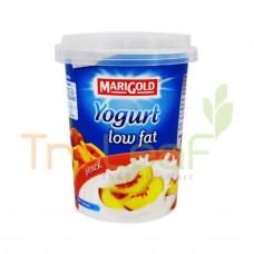 MARIGOLD LF YOGURT CREAM PEACH 135GM