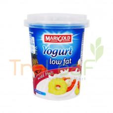MARIGOLD LF  YOGURT CREAM M. FRUITS SALAD 135GM