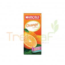 MARIGOLD FRUIT DRINK ORANGE LESS SUGAR (250MLX24)