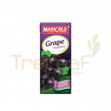 MARIGOLD FRUIT DRINK GRAPE LESS SUGAR (250MLX24)