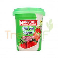 MARIGOLD 0% FAT YOGURT CREAM S/BERRY 135GM
