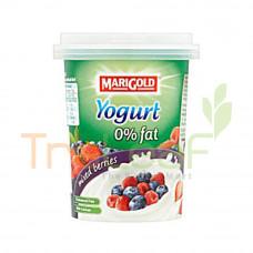 MARIGOLD 0% FAT YOGURT CREAM M.BERRIES 135GM