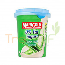 MARIGOLD 0% FAT YOGURT CREAM ALOE VERA 135GM